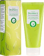 Духи, Парфюмерия, косметика Пилинг-скатка на основе зеленого чая - Deoproce Premium Green Tea Peeling Vegetal
