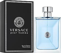 Духи, Парфюмерия, косметика Versace Versace pour Homme - Туалетная вода