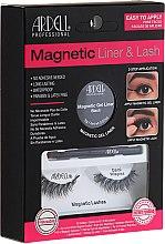 Духи, Парфюмерия, косметика Набор - Magnetic Lash & Liner Lash Demi Wispies (eye/liner/2g + lashes/2pc)