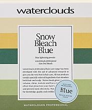 Духи, Парфюмерия, косметика Осветляющая пудра - Waterclouds Snow Bleach Blue