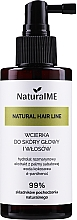 Духи, Парфюмерия, косметика Лосьон для волос от выпадения - NaturalME Natural Hair Line Lotion