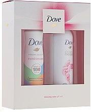 Духи, Парфюмерия, косметика Набор - Dove Relaxing Care Gift Set (sh mousse 200ml + deo 150ml)