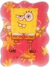 "Духи, Парфюмерия, косметика Мочалка банная ""Спанч Боб"", розовая - Suavipiel Sponge Bob Bath Sponge"