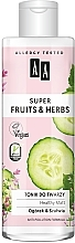 Духи, Парфюмерия, косметика Тоник для лица - AA Super Fruits & Herbs Healthy Matt