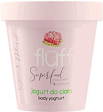 "Духи, Парфюмерия, косметика Йогурт для тела ""Арбуз"" - Fluff Body Yogurt Watermelon"