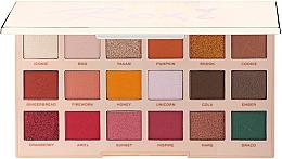Духи, Парфюмерия, косметика Палетка теней для век - Makeup Revolution X Roxxsaurus Roxi Eye Shadow Palette