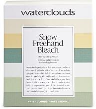 Духи, Парфюмерия, косметика Пудра для обесвечивания волос для балаяжа - Waterclouds Snow Bleach Freehand