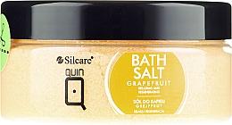 Духи, Парфюмерия, косметика Соль для ванны - Silcare Quin Bath Salt Grapefruit