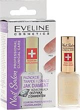 Духи, Парфюмерия, косметика Кондиционер для ногтей с брилиантом - Eveline Cosmetics Nail Therapy Professional