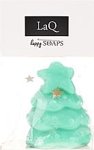 """Духи, Парфюмерия, косметика Натуральное мыло ручной работы """"Елка"""" с ароматом киви - LaQ Happy Soaps"""