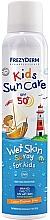 Духи, Парфюмерия, косметика Солнцезащитный спрей для детей SPF50 - Frezyderm Kids Sun Care Wet Skin Spray