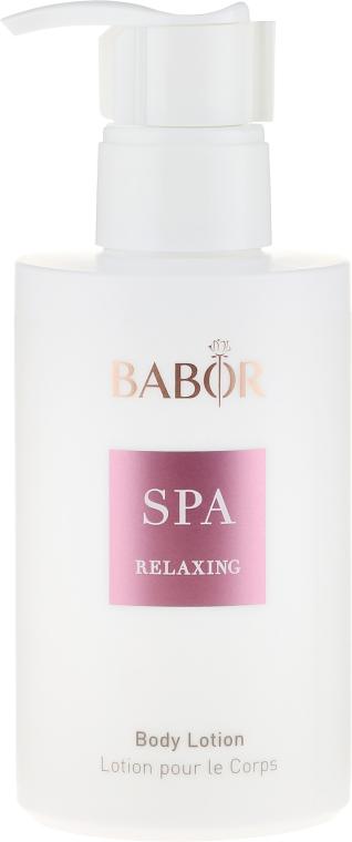 """Лосьон для тела """"СПА Релакс"""" - Babor Relaxing Body Lotion — фото N2"""