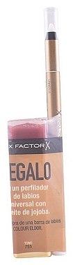 Набор - Max Factor (lipstick №755/4g + lip/pencil/1.2g) — фото N1