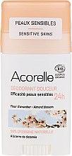 Духи, Парфюмерия, косметика Дезодорант-стик - Acorelle Deodorant Stick Gel Almond Blossom