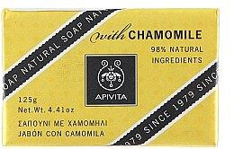 """Духи, Парфюмерия, косметика Мыло """"Ромашка"""" - Apivita Soap with chamomile"""