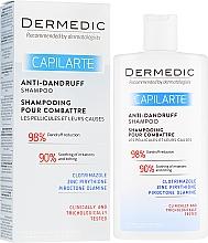 Духи, Парфюмерия, косметика Шампунь от перхоти - Dermedic Capilarte Shampoo