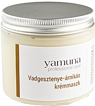 Духи, Парфюмерия, косметика Крем-маска для лица из конского каштана и арники - Yamuna Horse Сhestnut & Arnica Cream Mask