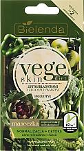 Духи, Парфюмерия, косметика Маска для комбинированной и жирной кожи - Bielenda Vege Skin Diet