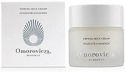 Духи, Парфюмерия, косметика Крем для шеи и декольте укрепляющий - Omorovicza Firming Neck Cream