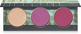 Духи, Парфюмерия, косметика Палетка румян для лица - Zoeva Offline Blush Palette
