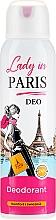 Духи, Парфюмерия, косметика Дезодорант - Lady In Paris Deodorant
