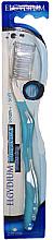 Духи, Парфюмерия, косметика Зубная щетка отбеливающая мягкая, голубая - Elgydium Whitening Soft