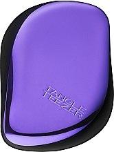 Компактная щетка для волос - Tangle Teezer Compact Styler Purple Dazzle Brush — фото N2