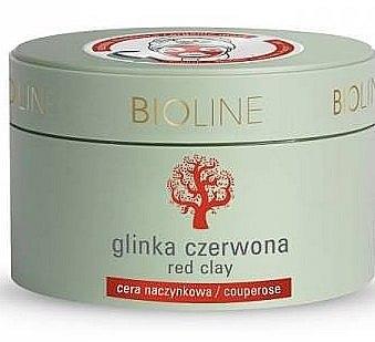 Красная глина для лица и тела - Bioline Red Clay — фото N1