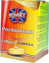 Духи, Парфюмерия, косметика Пищевая добавка для иммунной системы - Ronney Professional Pro-Immuno