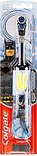 Духи, Парфюмерия, косметика Зубная щетка электрическая для детей, черная - Colgate Electric Motion Batman