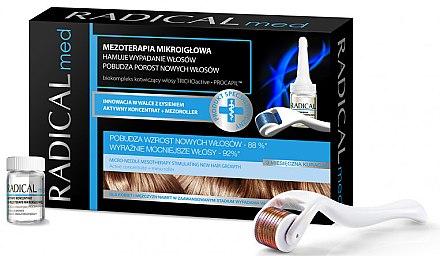 Комплекс для стимуляции роста волос - Farmona Radical Med Micro-needle Mesotherapy Stimulating Hair Growth Treatment — фото N1