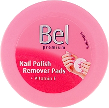 Духи, Парфюмерия, косметика Влажные косметические диски для снятия лака - Bel Premium Wet Nail Polish Remover Pads