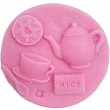 Духи, Парфюмерия, косметика Мыло - Bomb Cosmetics Tea & Biscuits Art of Soap