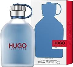 Духи, Парфюмерия, косметика Hugo Boss Hugo Now - Туалетная вода