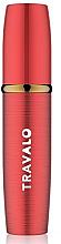 Духи, Парфюмерия, косметика Атомайзер, красный - Travalo Lux Red Refillable Spray