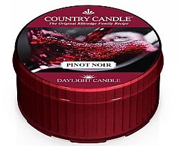 Духи, Парфюмерия, косметика Чайная свеча - Country Candle Pinot Noir