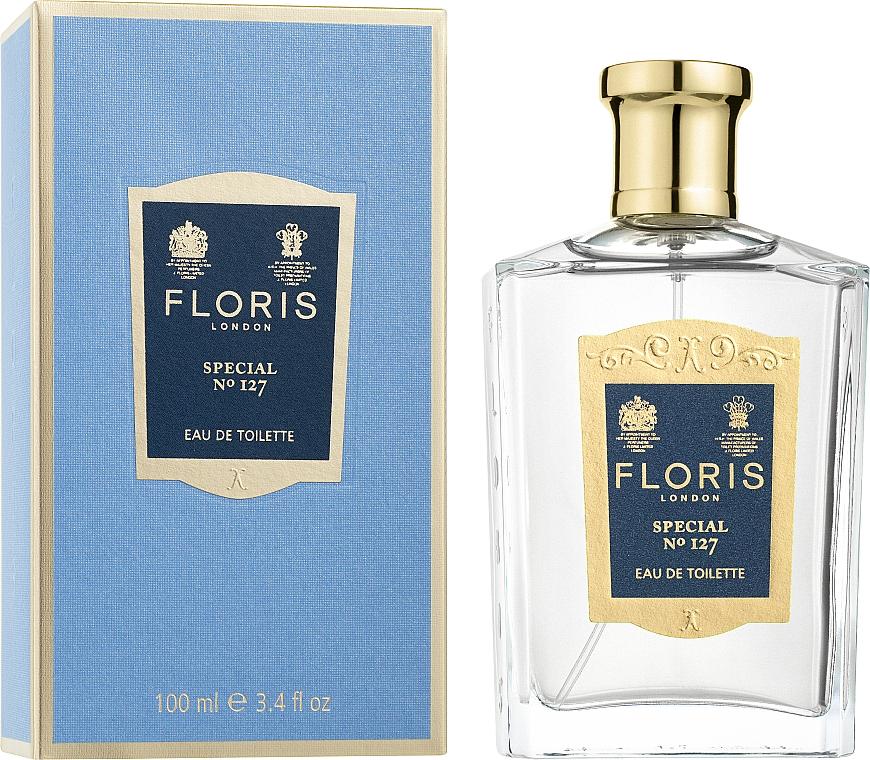 Floris Special No.127 - Туалетная вода — фото N2