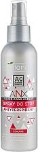 Духи, Парфюмерия, косметика Спрей-антиперспирант для ног - Bielenda ANX Podo Detox Foot Antiperspirant Spray