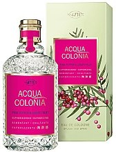 Духи, Парфюмерия, косметика Maurer & Wirtz 4711 Acqua Colonia Pink Pepper & Grapefruit - Одеколон