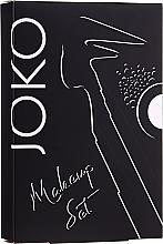Духи, Парфюмерия, косметика Набор - Joko Makeup (eye/pencil/5g + eye/shadow/5g + eye/liner/5g)
