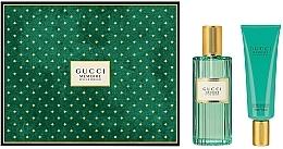 Духи, Парфюмерия, косметика Gucci Memoire D'une Odeur - Набор (edp/100ml + sh/gel/75ml)