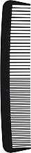 Духи, Парфюмерия, косметика Расческа для волос, черная - Chicago Comb Co CHICA-6-CF Model № 6 Carbon Fiber
