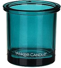 Духи, Парфюмерия, косметика Подсвечник для вотивной свечи - Yankee Candle POP Teal Tealight Votive Holder
