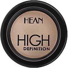 Духи, Парфюмерия, косметика Моно тени для век - Hean Eye Shadow Mono High Definition