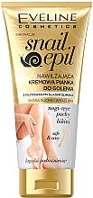 Духи, Парфюмерия, косметика Увлажняющая кремовая пена для бритья - Eveline Cosmetics Snail Epil