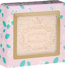 "Духи, Парфюмерия, косметика Мыло-скраб ""Жасмин"" - Essencias De Portugal Jasmine With Rosehip Scrub Aromatic Soap"