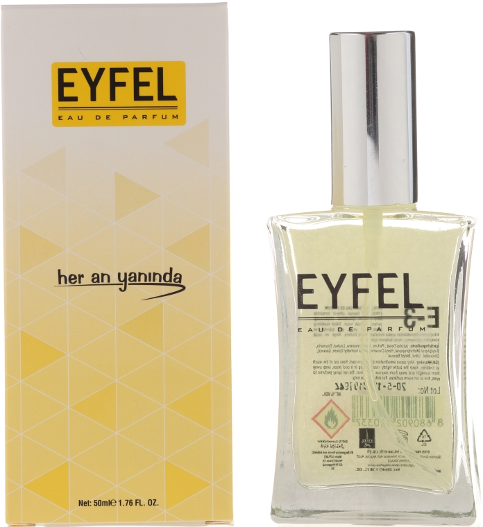 Eyfel Perfume E-3 - Парфюмированная вода — фото N1