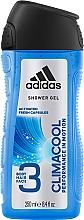 Духи, Парфюмерия, косметика Гель для волос, тела и лица - Adidas Climacool 3in1 Shower Gel Body&Hair&Face