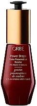 Духи, Парфюмерия, косметика Высококонцентрированная сыворотка для красоты окрашенных волос - Oribe Power Drops Color Preservation Booster
