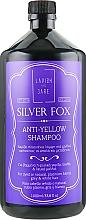 Духи, Парфюмерия, косметика Шампунь для мужчин против желтизны волос - Lavish Care Silver Fox Anti-Yellow Shampoo